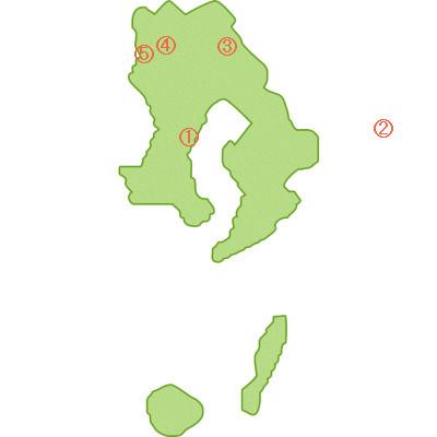 鹿児島県の被害地震