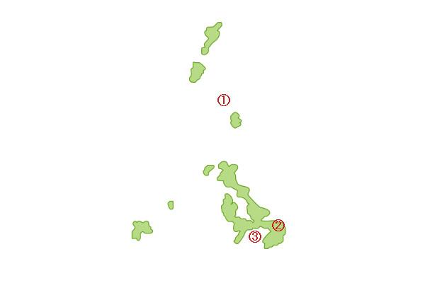 「長崎県」の被害地震MAP