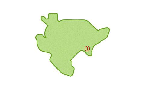 佐賀県の被害地震map