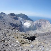 口永良部島の新岳
