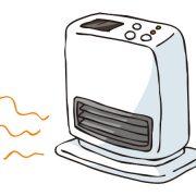 遠赤外線暖房機