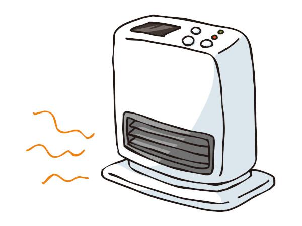 遠赤外線暖房機アーバンホット※冬防災(火災・火傷)に役立つ安全性