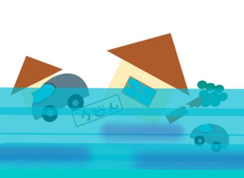 津波の発生パターン