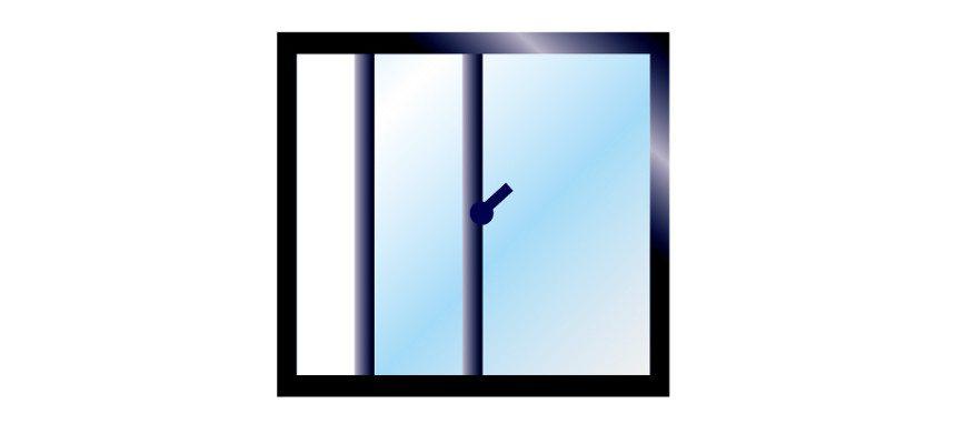 窓ガラスの対策