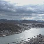 瀬戸内海の光景