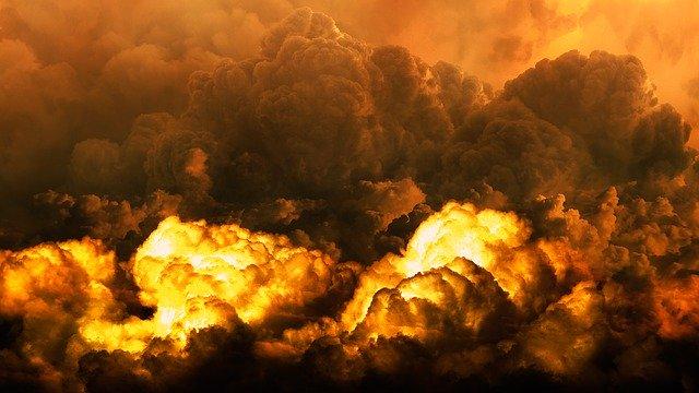 爆発による災害(人為的災害・トラブル)