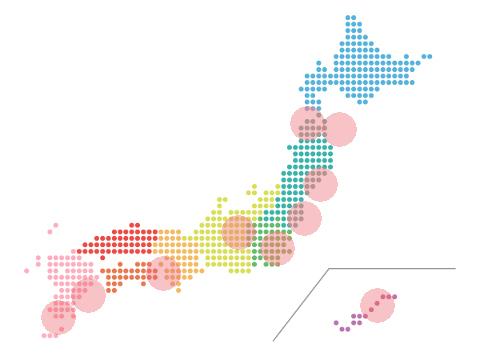 本日(2020年3月23日)の地震活動傾向