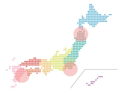 本日(2020年5月15日)の地震活動傾向