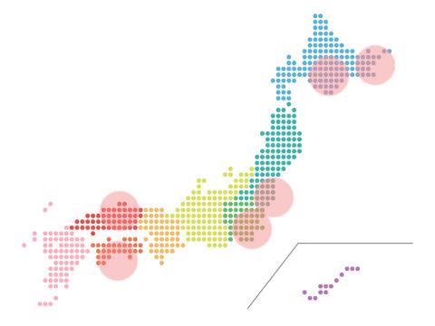 本日(2020年6月10日)の地震活動傾向