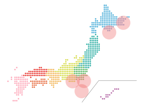 本日(2020年6月25日)の地震活動傾向