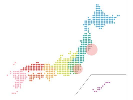 本日(2020年8月17日)の地震活動傾向