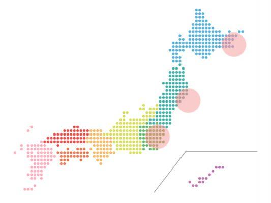 本日(2020年8月18日)の地震活動傾向