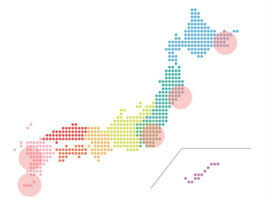 本日(2020年8月20日)の地震活動傾向
