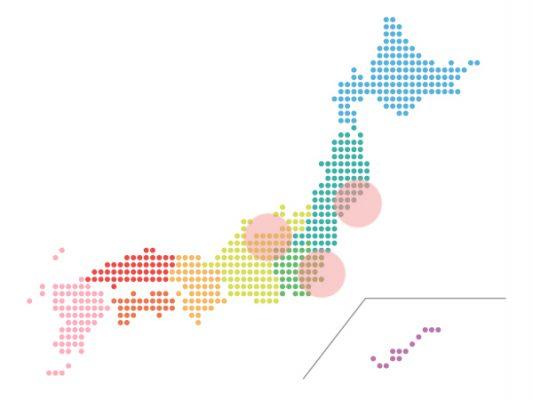 本日(2020年8月26日)の地震活動傾向