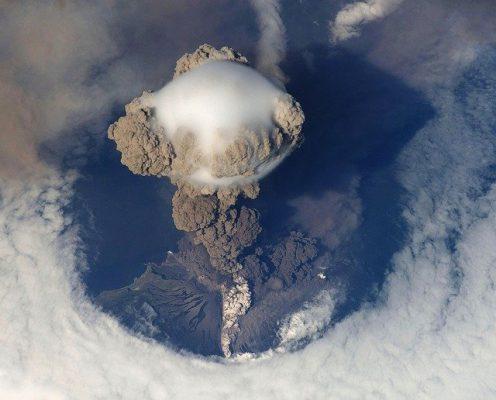 昨日(14日)の火山活動状況