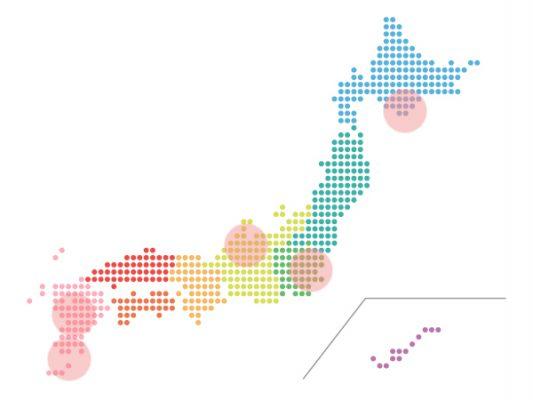本日(2020年9月2日)の地震活動傾向
