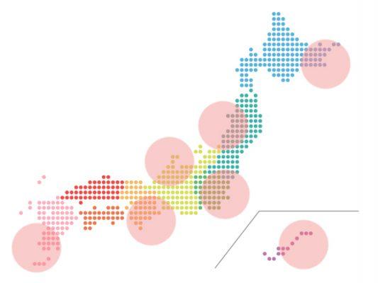 本日(2020年9月8日)の地震活動傾向