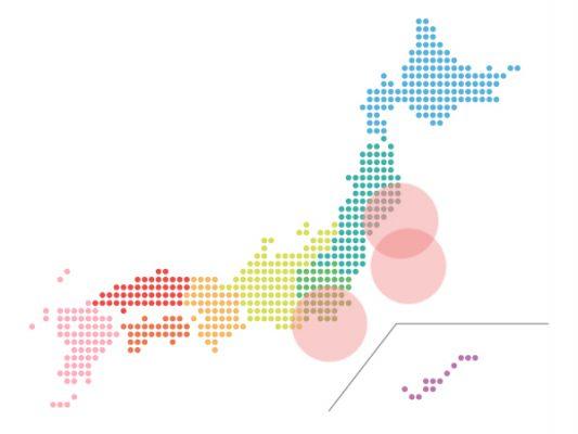 本日(2020年9月14日)の地震活動傾向