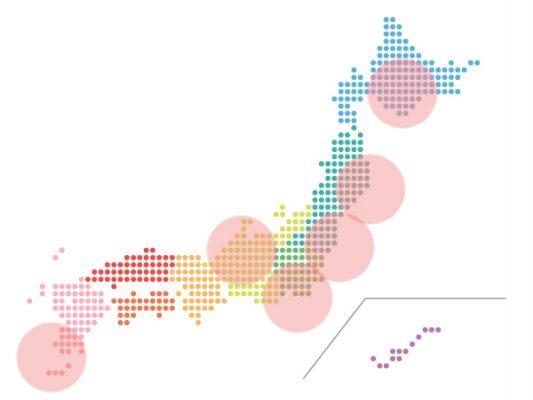 本日(2020年9月15日)の地震活動傾向