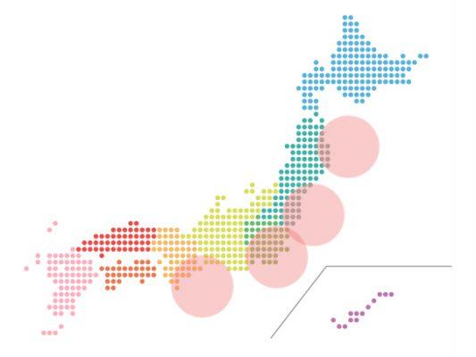 本日(2020年9月18日)の地震活動傾向