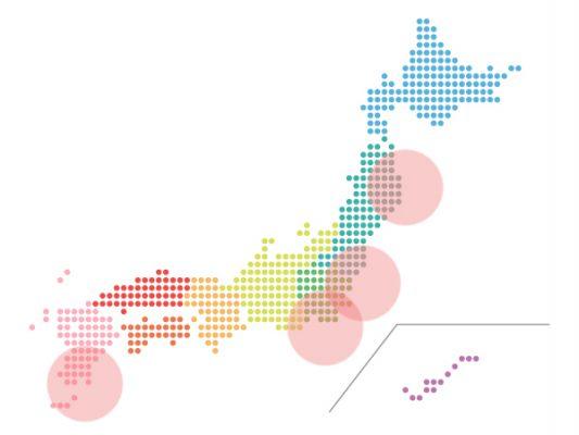 本日(2020年10月5日)の地震活動傾向