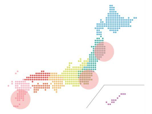 本日(2020年10月6日)の地震活動傾向