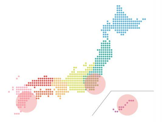 本日(2020年10月23日)の地震活動傾向
