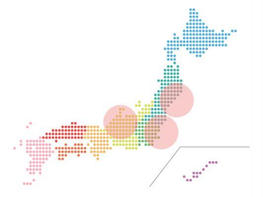 本日(2020年10月26日)の地震活動傾向