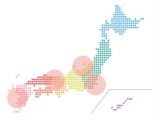 本日(2020年11月11日)の地震活動傾向