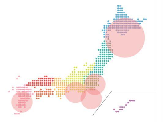 本日(2020年11月19日)の地震活動傾向