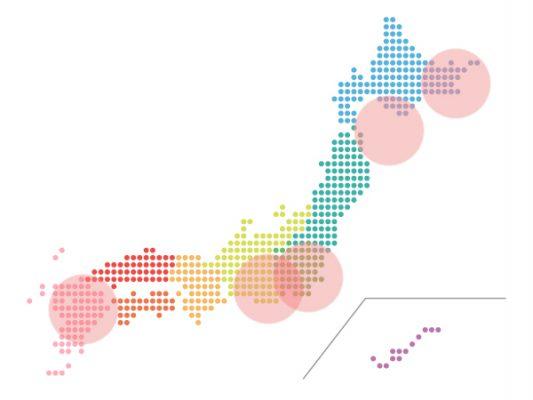 本日(2020年11月20日)の地震活動傾向