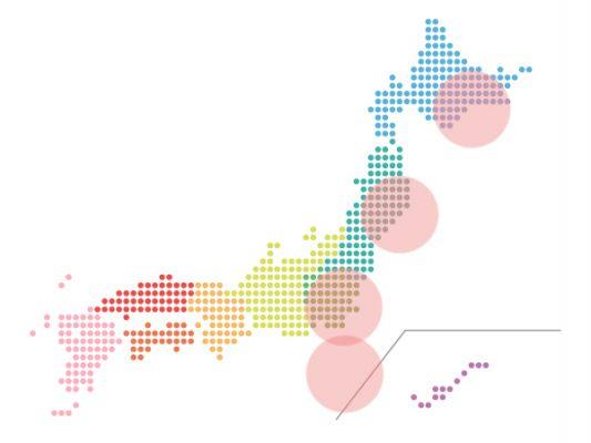 本日(2020年11月25日)の地震活動傾向