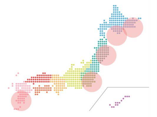 本日(2020年11月26日)の地震活動傾向