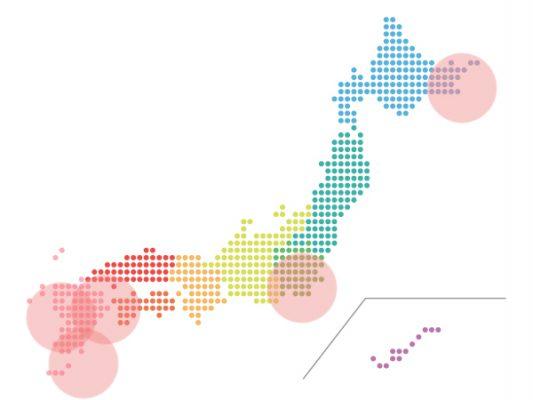 本日(2020年12月4日)の地震活動傾向
