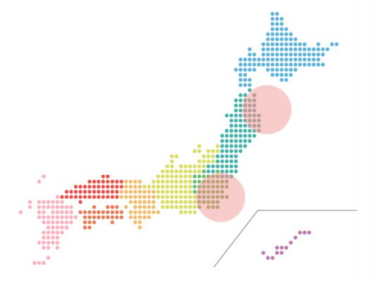 本日(2020年12月10日)の地震活動傾向