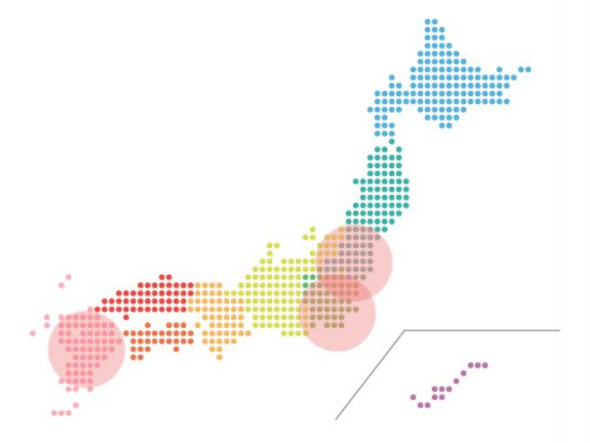 本日(2020年12月14日)の地震活動傾向