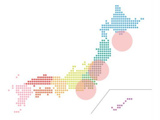 本日(2020年12月16日)の地震活動傾向