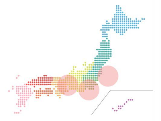 本日(2020年12月17日)の地震活動傾向