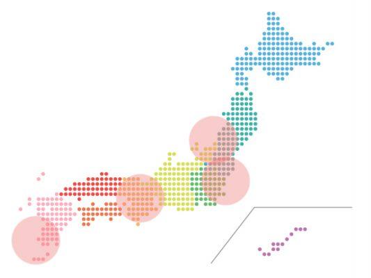 本日(2020年12月25日)の地震活動傾向