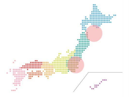 本日(2020年12月30日)の地震活動傾向