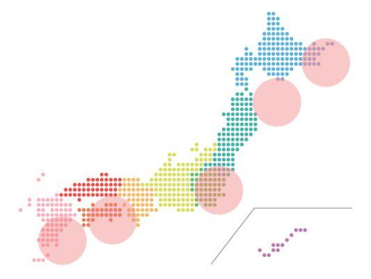 本日(2021年1月8日)の地震活動傾向