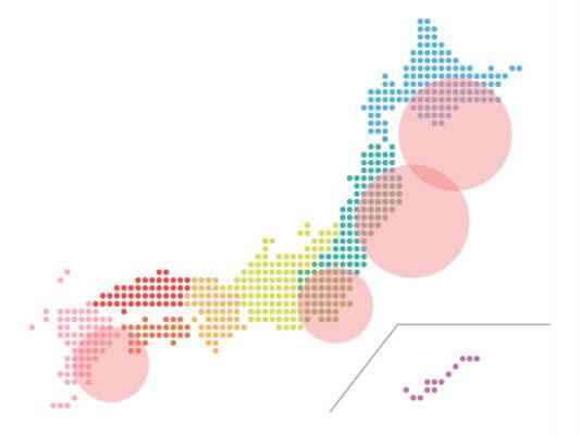 本日(2021年1月13日)の地震活動傾向