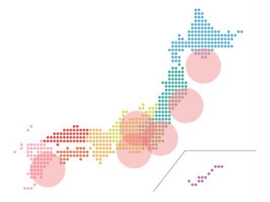 本日(2021年1月14日)の地震活動傾向
