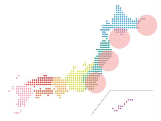 本日(2021年2月5日)の地震活動傾向
