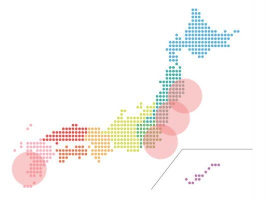 本日(2021年2月15日)の地震活動傾向