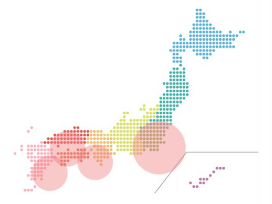 本日(2021年2月24日)の地震活動傾向