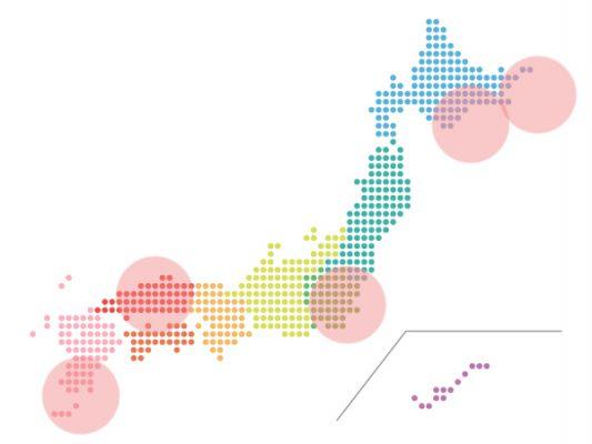 本日(2021年3月4日)の地震活動傾向