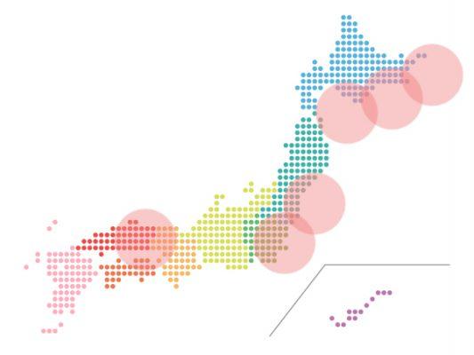 本日(2021年3月8日)の地震活動傾向