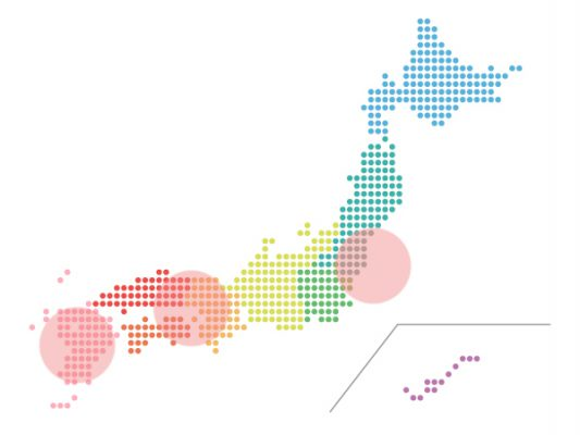 本日(2021年3月9日)の地震活動傾向