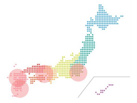 本日(2021年3月16日)の地震活動傾向
